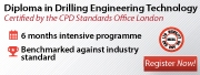 Diploma in Drilling Engineering Technology, Mobility Oil & Gas, UK