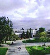 santa ana college and santiago canyon college california usa
